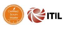 Logo Certification Scrum Master et certification ITIL