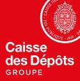 Logo Application caisse des dépôts Formations CMS Informatic