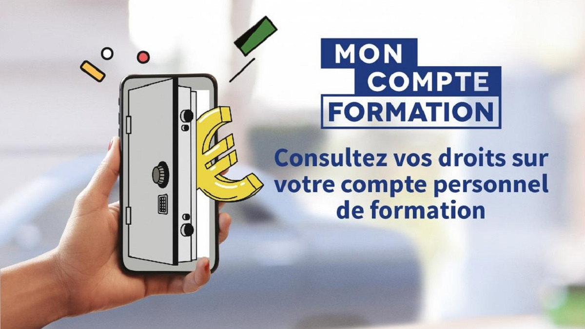 Application mon compte formation Formations éligibles au CPF Formations CMS Informatic